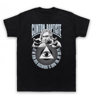 Clinton Baptiste Let Me Show You My 3rd Eye T-Shirt
