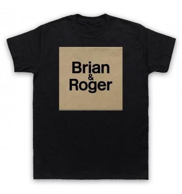 Brian & Roger Logo T-Shirt