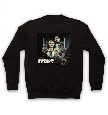 The All New Angelos & Barry Podcast Sweatshirt
