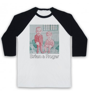 Brian & Roger Baseball Tee