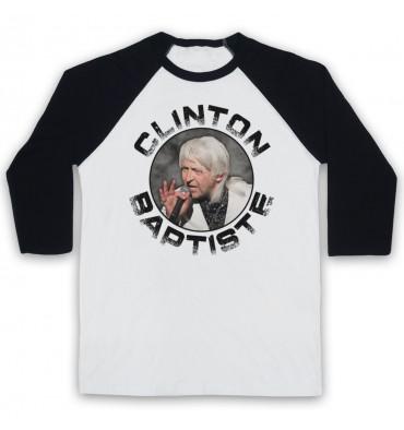 Clinton Baptiste Circle Baseball Tee
