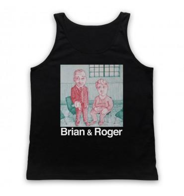 Brian & Roger Tank Top Vest