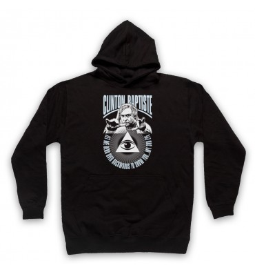 Clinton Baptiste Let Me Show You My 3rd Eye Hoodie