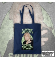 Clinton Baptiste's Spooky Night Time Stories Tote Bag