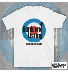 Hardcore Listing with Chris & Stu The Who Inspired Logo T-Shirt
