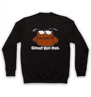 Great Big Owl Logo Sweatshirt