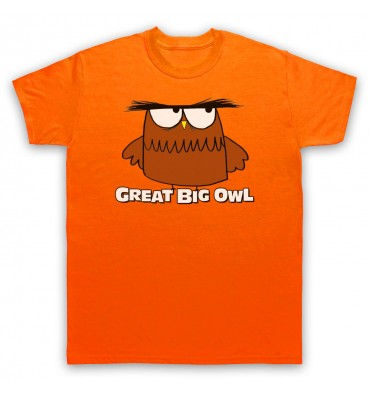 Great Big Owl Logo T-Shirt