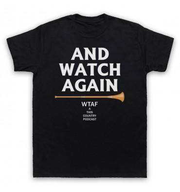 And Watch Again Martin Mucklowe Horn T-Shirt