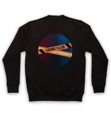 Crime Club Circle Large Logo Sweatshirt