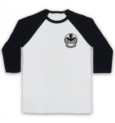 Smersh Pod Left Chest Circle Logo Baseball Tee