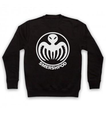 Smersh Pod Large Circle Logo Sweatshirt