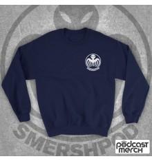 Smersh Pod Left Chest Circle Logo Sweatshirt