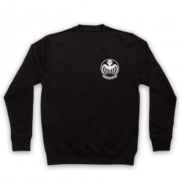 Smersh Pod Left Chest Circle Logo Sweatshirt
