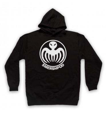 Smersh Pod Large Circle Logo Hoodie