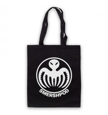 Smersh Pod Large Circle Logo Tote Bag