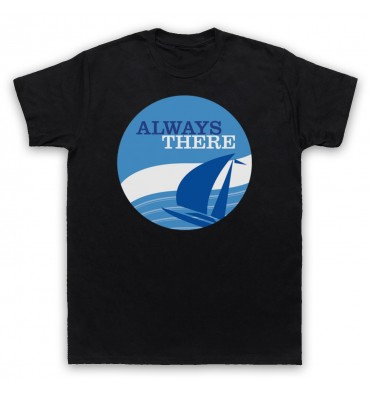 Always There Large Circle Logo T-Shirt