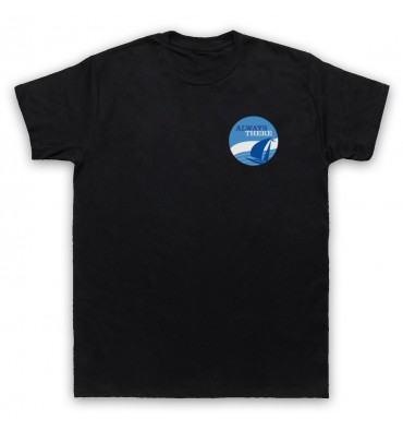 Always There Left Chest Circle Logo T-Shirt