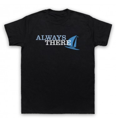 Always There Text Logo T-Shirt