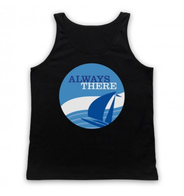 Always There Large Circle Logo Tank Top Vest
