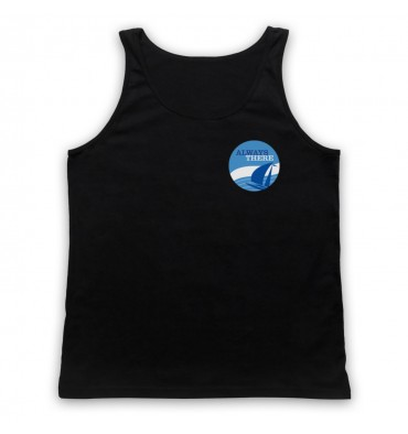 Always There Left Chest Circle Logo Tank Top Vest