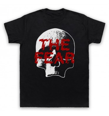 The Fear Skull Large Logo T-Shirt