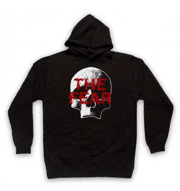 The Fear Skull Large Logo Hoodie