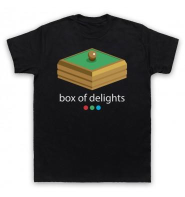 Box Of Delights Logo T-Shirt