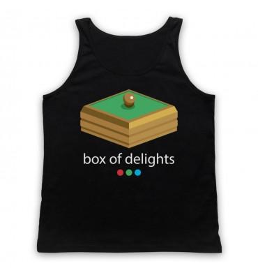 Box Of Delights Logo Tank Top Vest