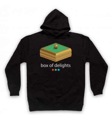 Box Of Delights Logo Hoodie