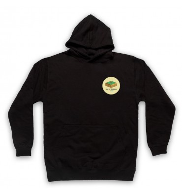 Box Of Delights Circle Left Chest Logo Hoodie