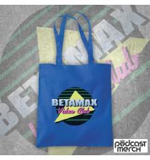 Betamax Video Club Circle Logo Tote Bag