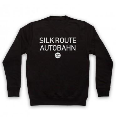 Brian & Roger Silk Route Autobahn Sweatshirt