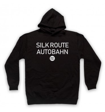 Brian & Roger Silk Route Autobahn Hoodie