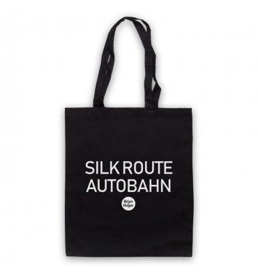 Brian & Roger Silk Route Autobahn Tote Bag