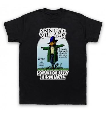 Annual Village Scarecrow Festival T-Shirt