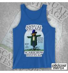 Annual Village Scarecrow Festival Tank Top Vest