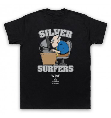 Silver Surfers Internet Club T-Shirt
