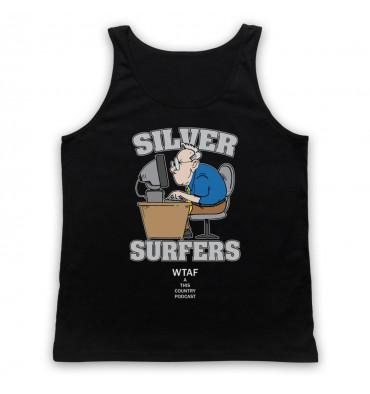 Silver Surfers Internet Club Tank Top Vest