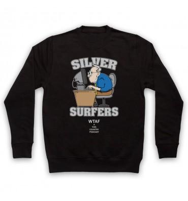 Silver Surfers Internet Club Sweatshirt