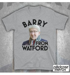 Barry From Watford Photo T-Shirt
