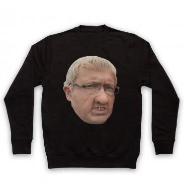 Barry From Watford Large Face Sweatshirt