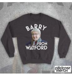 Barry From Watford Photo Sweatshirt