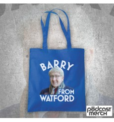 Barry From Watford Photo Tote Bag