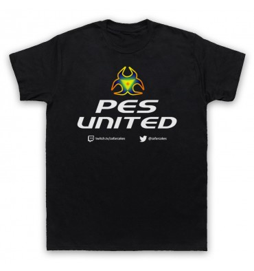 PES United Team Logo T-Shirt