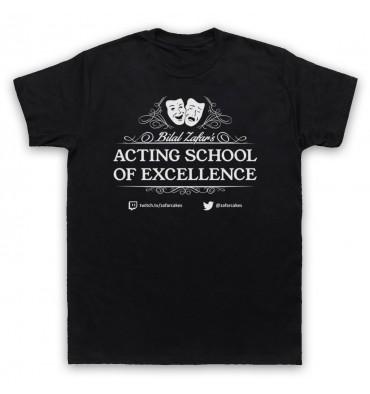 Bilal Zafar's Acting School Of Excellence T-Shirt