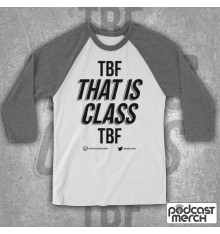PES United TBF That Is Class TBF Baseball Tee