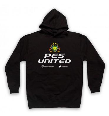 PES United Team Logo Hoodie