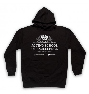 Bilal Zafar's Acting School Of Excellence Hoodie