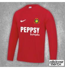 PES United Red Home Goalie Shirt