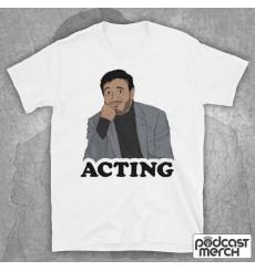 Bilal Zafar Acting T-Shirt